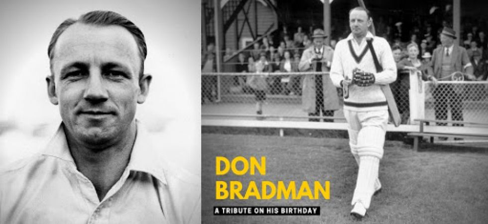 Sir Don Bradman averaged 99.94 in 52 Tests and he smashed 29 centuries, which included two triple tons. (Image credit: News Nation)