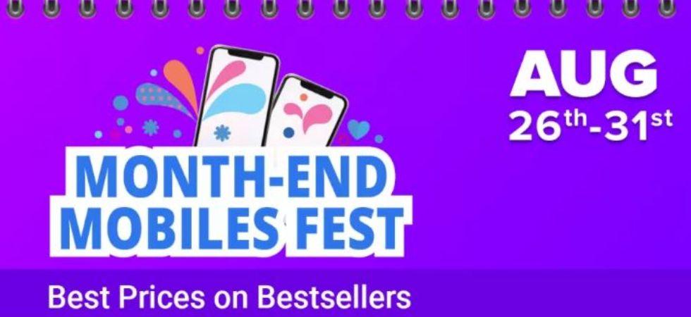 Flipkart's Month-End Mobiles Fest sale (Photo Credit: Flipkart)