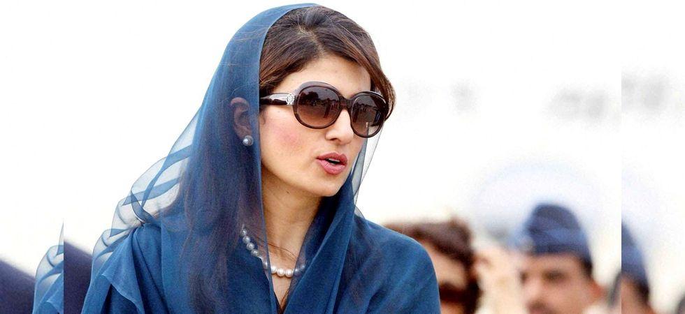 Pakistan former foreign minister Hina Rabbani Khar