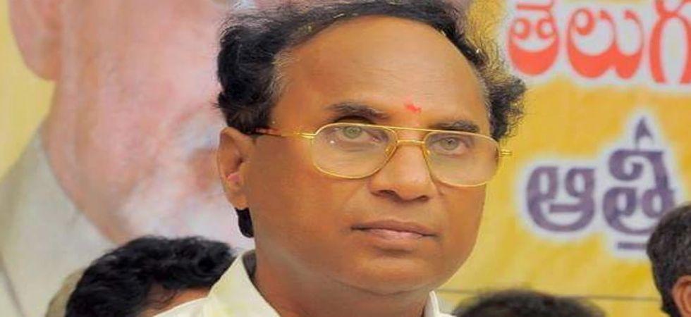 Former Andhra Pradesh Assembly Speaker Kodela Sivaprasada Rao (File Photo)
