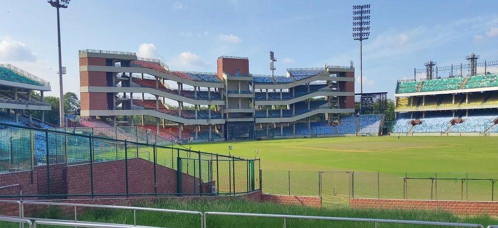 The Feroz Shah Kotla will now be renamed as Arun Jaitley stadium in memory of it's former president. (Image credit: Twitter)