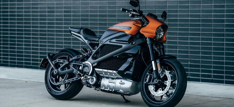 Harley Davidson unveiled electric motorcycle LiveWire in India (file photo)
