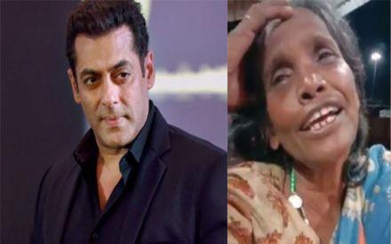 Salman Khan gifts viral singer Ranu Mandol a house worth Rs
