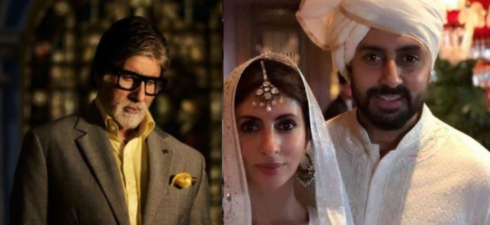 Amitabh Bachchan bares much about how he will divide his will among his children