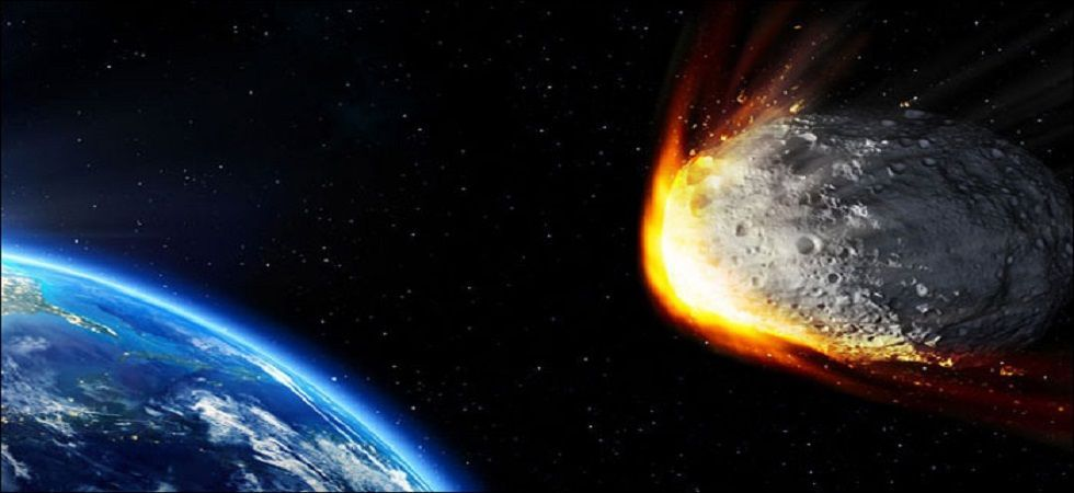Asteroid 2002 JR100 (File Photo)
