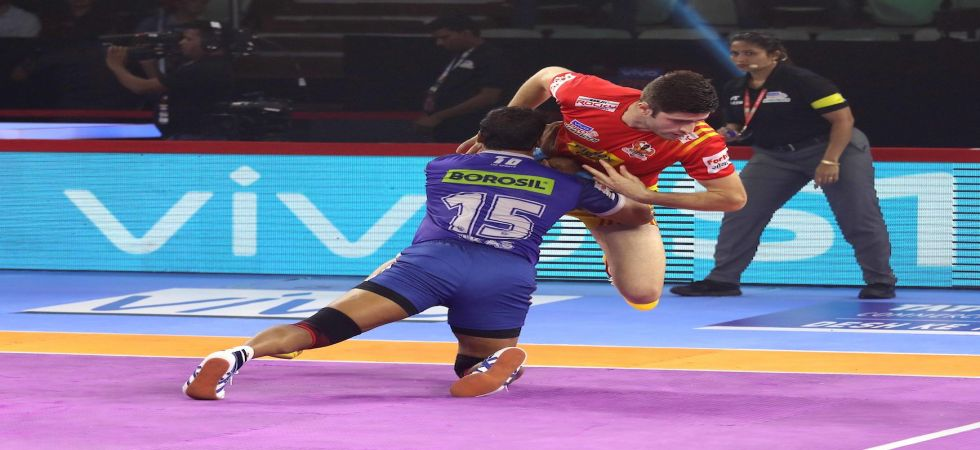 Haryana Steelers vs Gujarat Fortunegiants