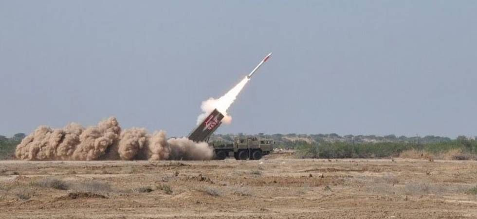 Shaheen III is one of Pakistan's surface-to-surface medium range ballistic missile (Image: Pakistan Army)