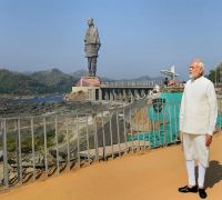 'Excellent News': PM Modi on Statue Of Unity in TIME's 'Greatest Places' list
