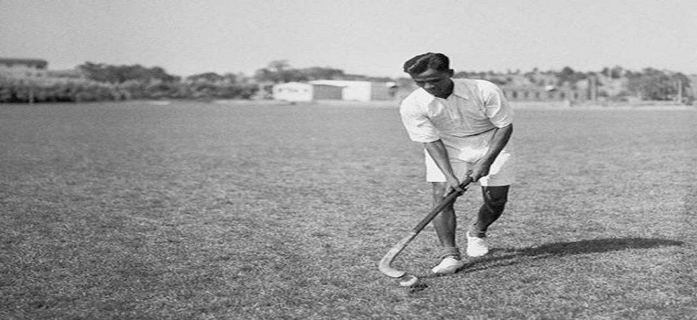 Dhyan Chand played a major role in India achieving glory on the world stage but he has still not been honoured with the Bharat Ratna, India's highest civilian award. (Image credit: Twitter)