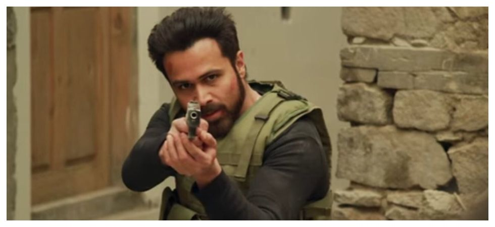 Emraan Hashmi says his Bard of Blood character is modest (Photo: Twitter)