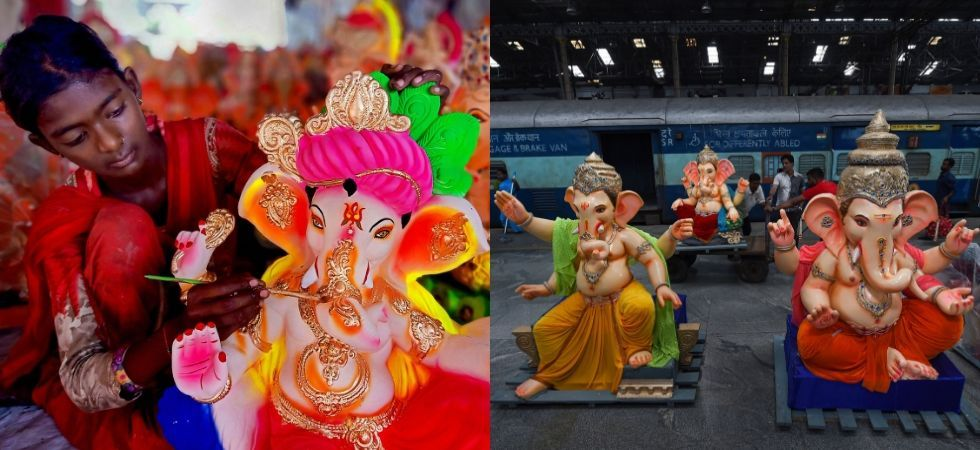 This year, festival of Ganesh Chaturthi starts from September 2. (Photo Credit: PTI)