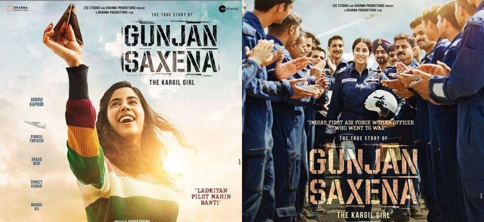 Gunjan Saxena: The Kargil Girl First Look OUT!
