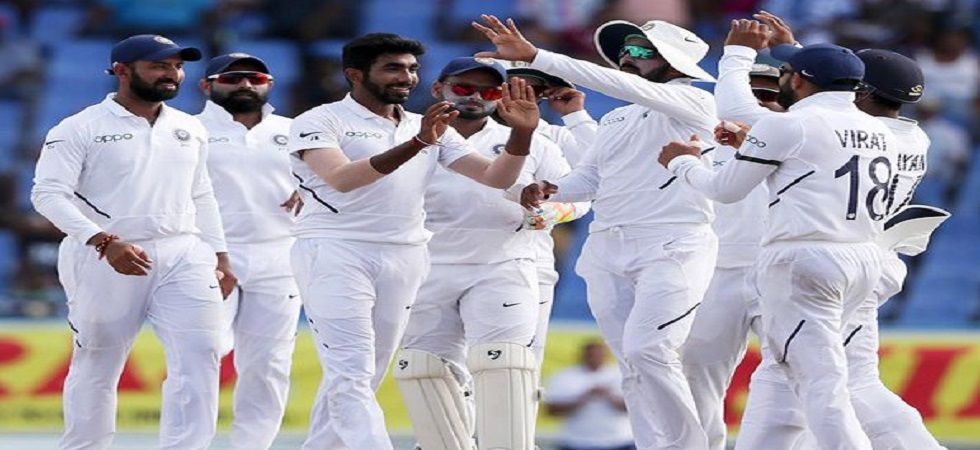 India will be gunning to end the West Indies tour without a single loss ahead of the Jamaica Test. (Image credit: Twitter)