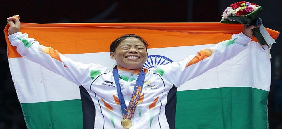 MC Mary Kom clinched the Women's World Boxing Championship to make her the most successful athlete in women's boxing in history. (Image credit: Twitter)