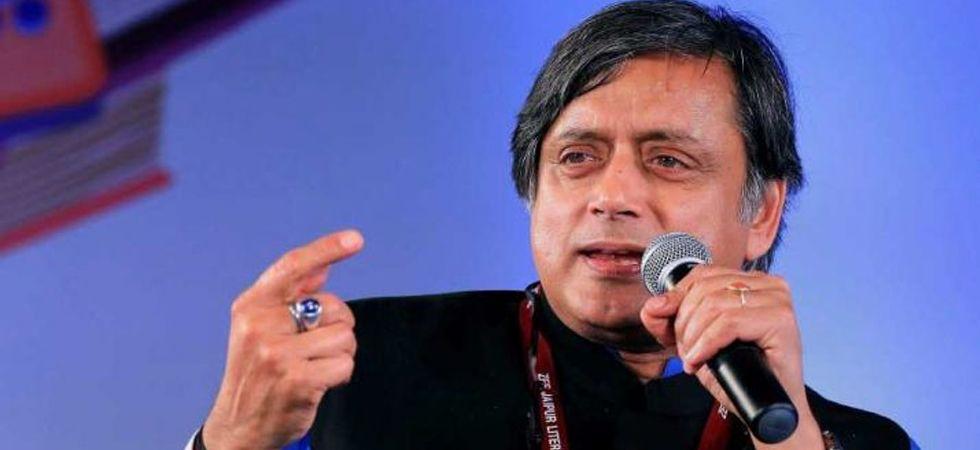 Congress leader Shashi Tharoor (File Image)