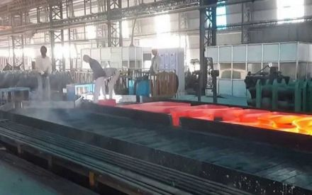 Slowdown blues continue, Moody's revises Indian steel sector