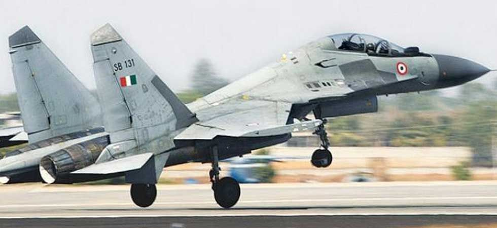 12 Sukhois will help the Indian Air Force to maintain its fleet of 272 Su-30MKI fighters (File Photo)