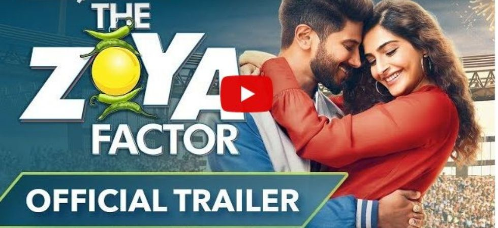 Sonam Kapoor Starrer The Zoya Factor Trailer Out!
