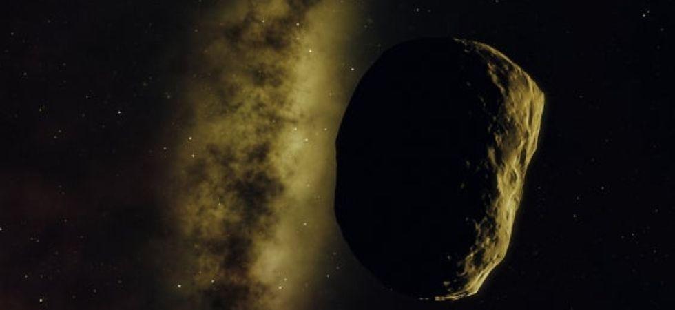 Asteroids (File Photo)