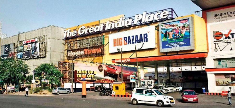 The Great India Place (GIP), Noida (File Photo)