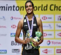 PV Sindhu Offers Prayers In Tirupati After Winning World Badminton Championship