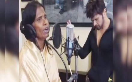 After Making Her Singing Debut With Himesh Reshammiya, Ranu
