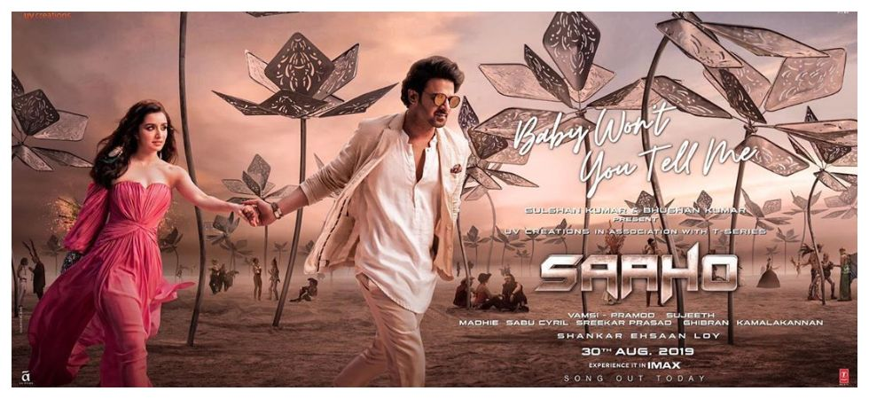 Saaho's Song Poster Accused Of 'Art Theft' (Photo: Instagram)