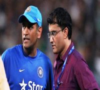 Did Sourav Ganguly Expect MS Dhoni To Be Picked For South Africa T20s? This Is His Response