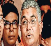 NRC Should Be Implemented In Bengal Too: Dilip Ghosh