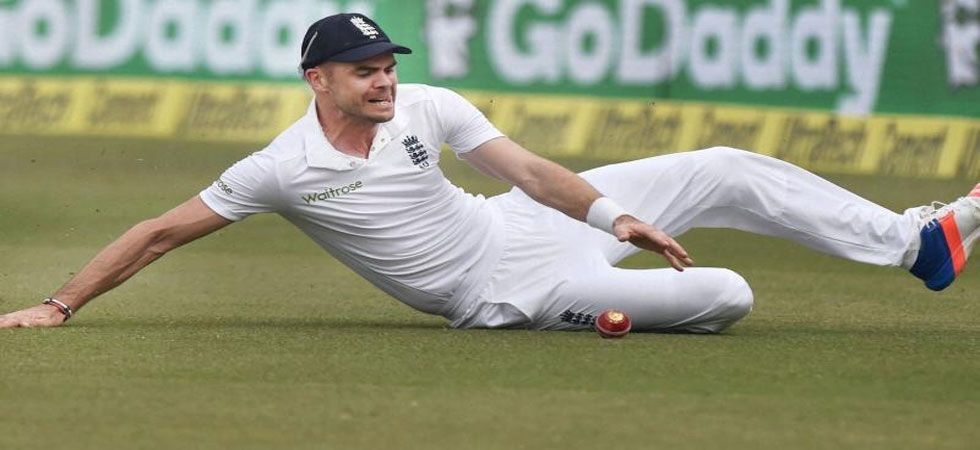 Anderson has not bowled in the series since breaking down with the injury after delivering just four overs in Australia's 251-run win in the first Test at Edgbaston.