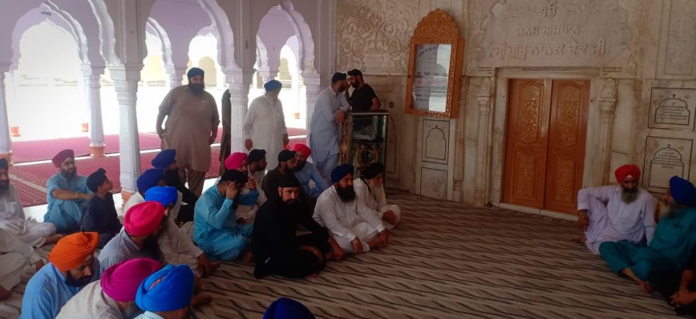 The brothers made the comment during a meeting of the members of Sikh community at a Gurudwara in Nankana Sahib, Pakistan.