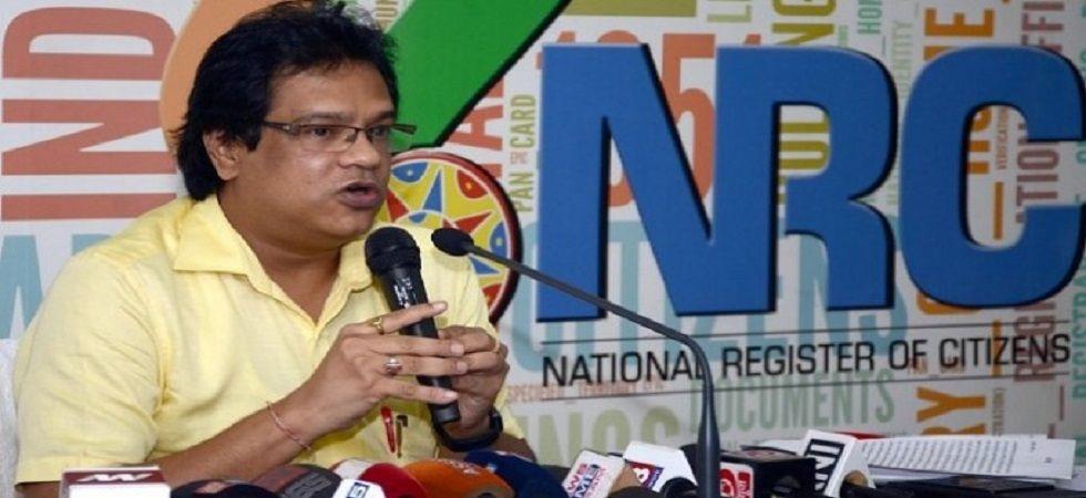 Prateek Hajela, the officer tasked with supervising the gigantic NRC updation exercise in Assam. (File)
