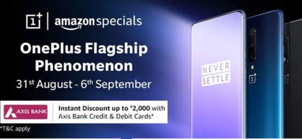 OnePlus Flagship Phenomenon Sale (Photo Credit: Amazon)