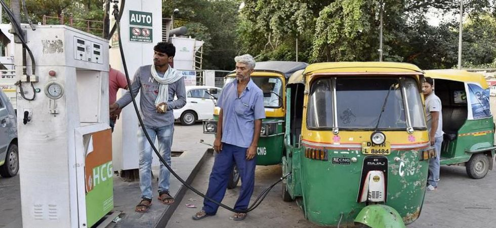 CNG Price Hiked In Delhi (Representational Image)