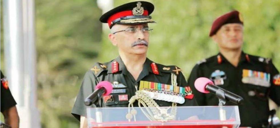 Lieutenant General Manoj Mukund Naravane (File Photo)