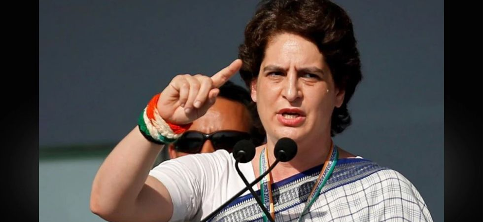 Priyanka Gandhi hits back at Modi government on economic slowdown