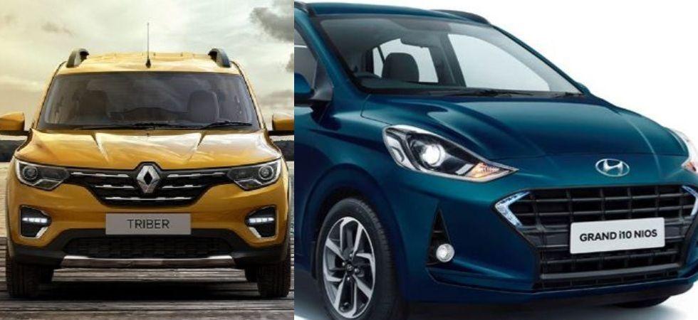 Renault Triber Vs Hyundai Grand i10 Nios (File Photo)