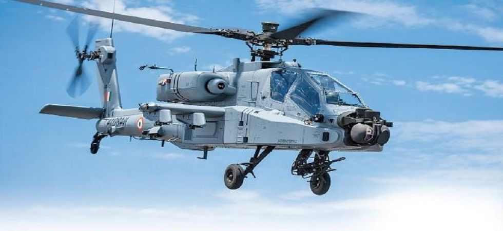 IAF had signed a multi-billion-dollar contract with the US government and Boeing Ltd in September 2015 for 22 Apache helicopters