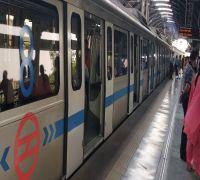 Woman Commits Suicide By Jumping Before Delhi Metro Train At Jhandewalan Station