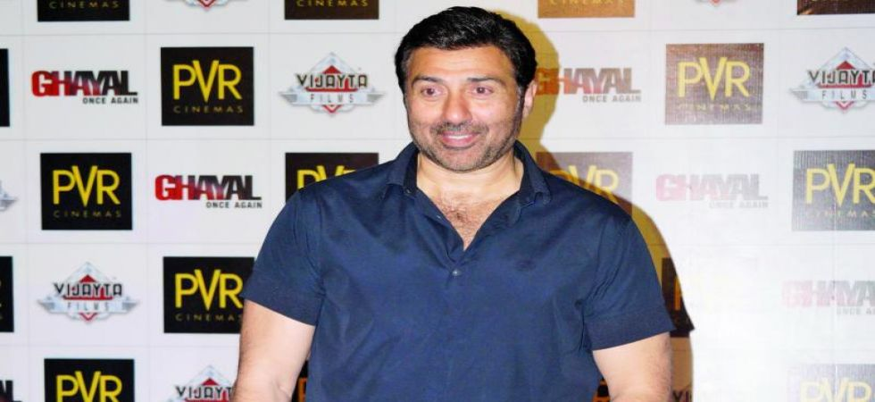 Bollywood actor Sunny Deol (File Photo)