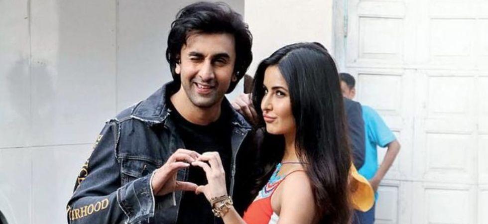 Katrina Kaif and Ranbir Kapoor. (File Photo)