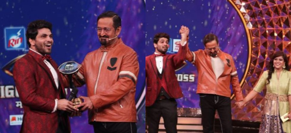 Former Roadies Contestant Shiv Thakare Wins The Show. (Image: Twitter)
