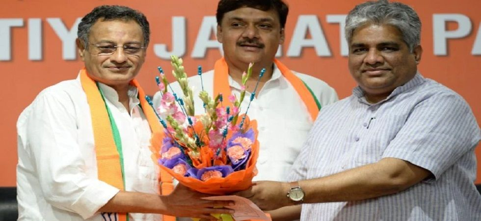 Surendra Nagar and Sanjay Seth had resigned from the Upper House and the SP before joining the BJP last month.