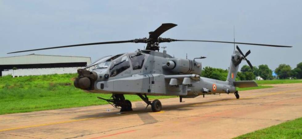 Apache AH-64E Attack Helicopter (Image: Boeing Defense)