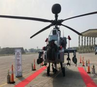 Indian Air Force Inducts 8 US-Made Apache Helicopters At Stunning Pathankot Ceremony