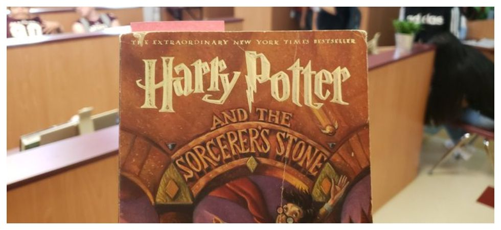 Pastor says curses and spells 'real' in Harry Potter book real (Photo credit: Twitter)