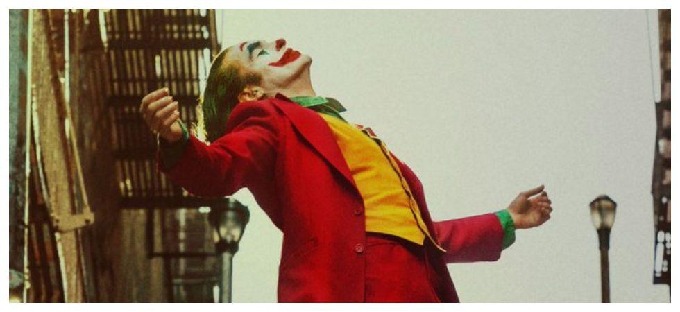 Joaquin Phoenix's Joker receives eight-minute standing ovation (Photo: Twitter)