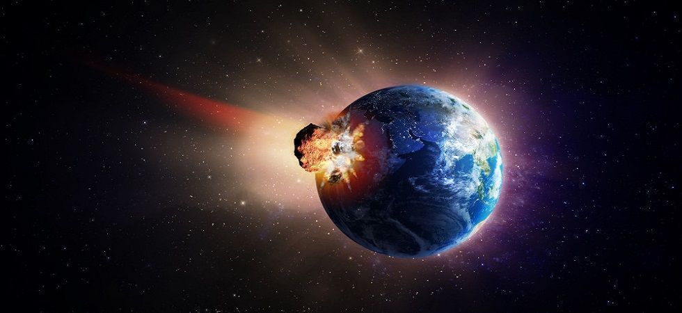 biggest asteroid in the solar system collided with earth - photo #20