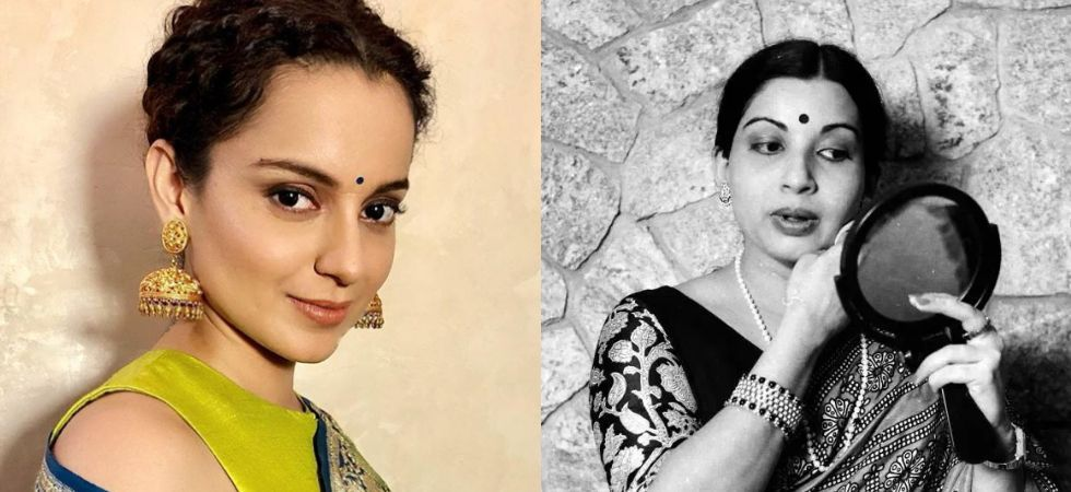 Kangana Ranaut Wants Jayalalithaa Biopic To Release As Thalaivi In All Languages