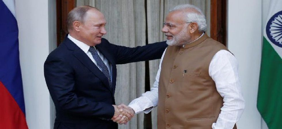A Memorandum of Intent was signed between the Indian Ministry of Shipping and Russia's Ministry of Transport. (File Photo)